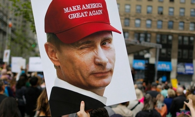 Russiagate мертв! Да здравствует Russiagate!